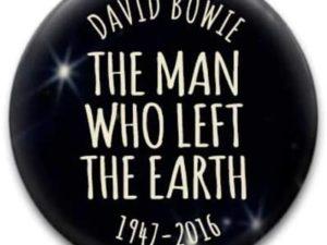 Bowie Badge TMWLTE